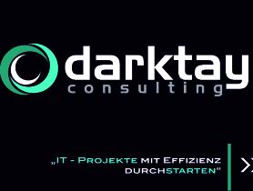 darktay Consulting - Visitenkarte